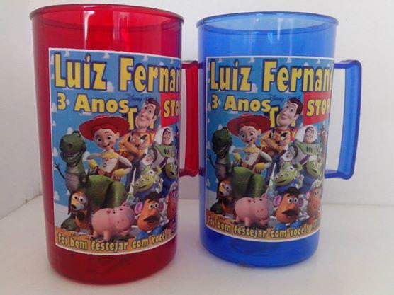 Caneca Personalizada 450 ml R$ 2,90