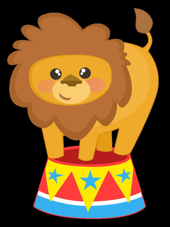 circo leão