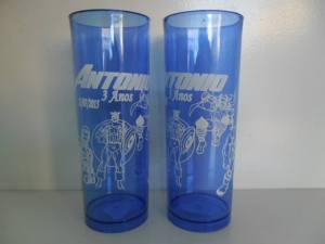 Copo long drink personalizado dos Vingadores